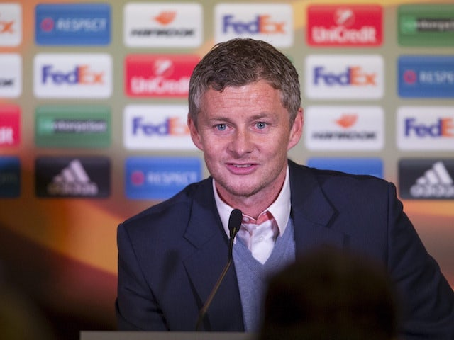 Manchester United appoint Ole Gunnar Solskjaer as caretaker boss
