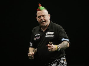 World champion Peter Wright fires warning after edging through in PDC Home Tour