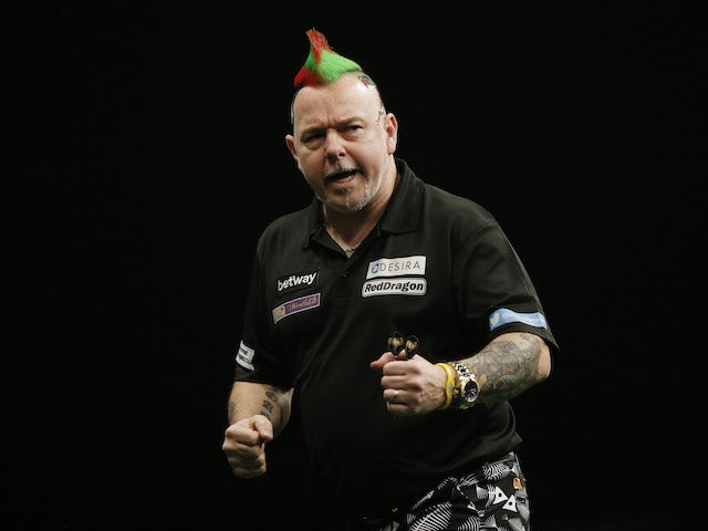 World champion Peter Wright sets sights on retaining title