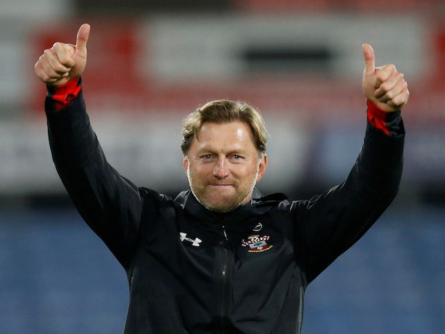 Hasenhuttl busy juggling league and cup concerns at Southampton