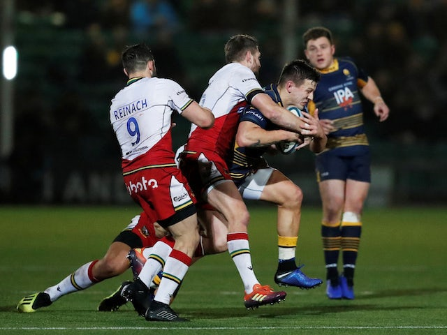 Result: Northampton impress in win at Worcester