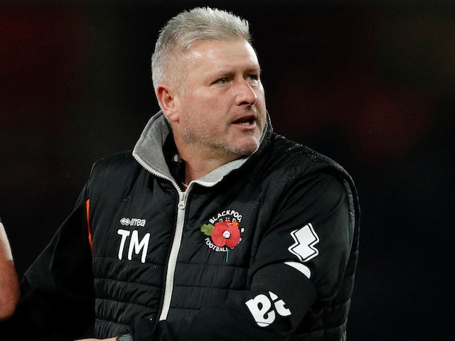 Terry McPhillips hails Blackpool's togetherness during turbulent campaign