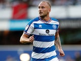 Toni Leistner in action for QPR on August 21, 2018
