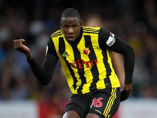 Watford's Doucoure 'flattered' by PSG interest but is not expecting January exit