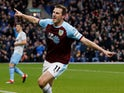 Chris Wood scores for Burnley on December 30, 2018