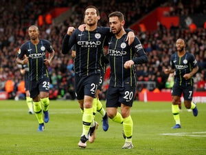 Live Commentary: Southampton 1-3 Man City - as it happened