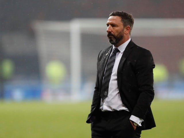 Derek McInnes and Steve Clarke satisfied with a point apiece
