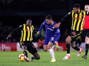 Live Commentary: Watford 1-2 Chelsea - as it happened
