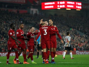 Preview: Newcastle vs. Liverpool - prediction, team news, lineups