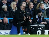 Leeds United manager Marcelo Bielsa pictured on December 29, 2018
