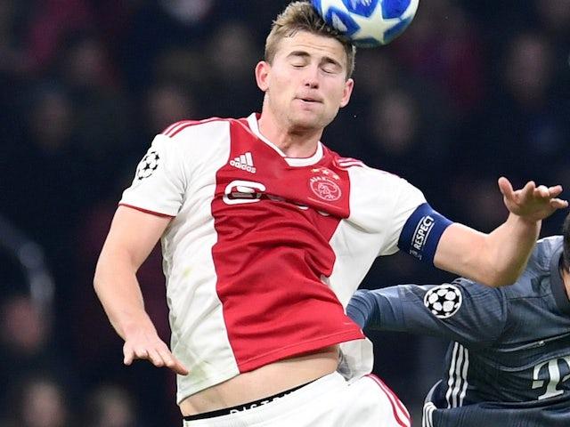 Matthijs de Ligt 'wants Barcelona move'