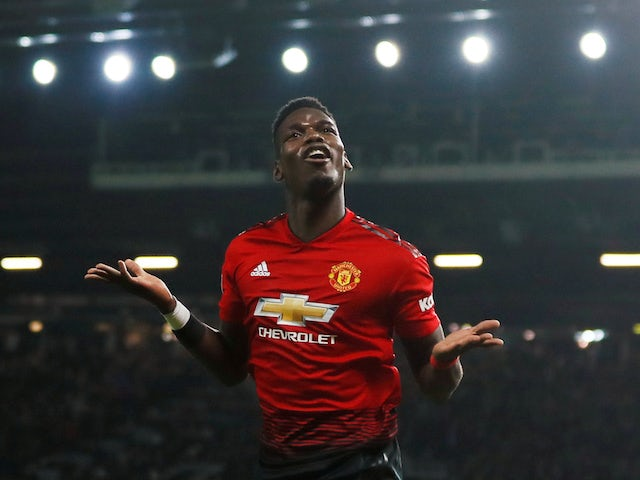 Paul Pogba fit to return for Manchester United