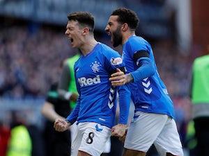 Ryan Jack scores as Rangers beat Celtic