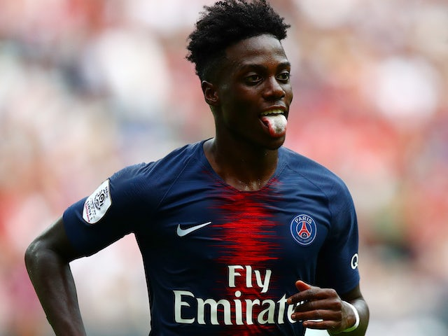 Video: Highlights of Celtic target Timothy Weah in action