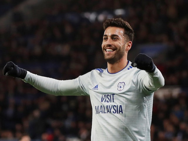 Palace end Victor Camarasa loan early