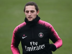 Man United 'keeping tabs on Adrien Rabiot'