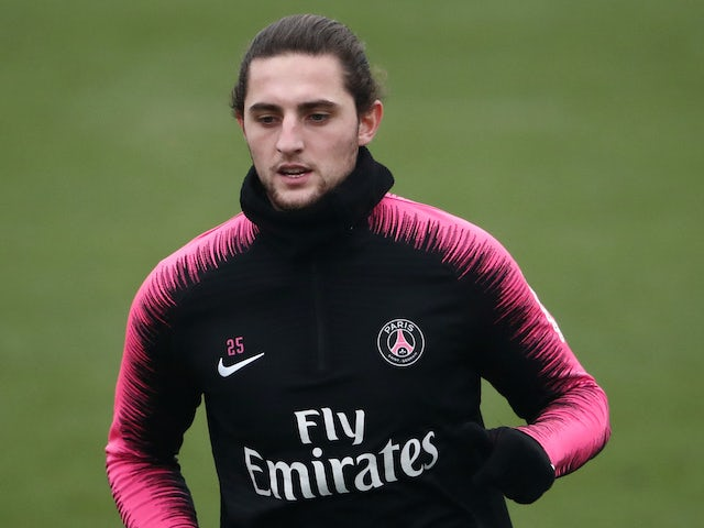 Man United 'want to sign Adrien Rabiot'