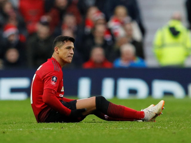 e105e75c6 Alexis Sanchez apologises to Manchester United fans - Sports Mole