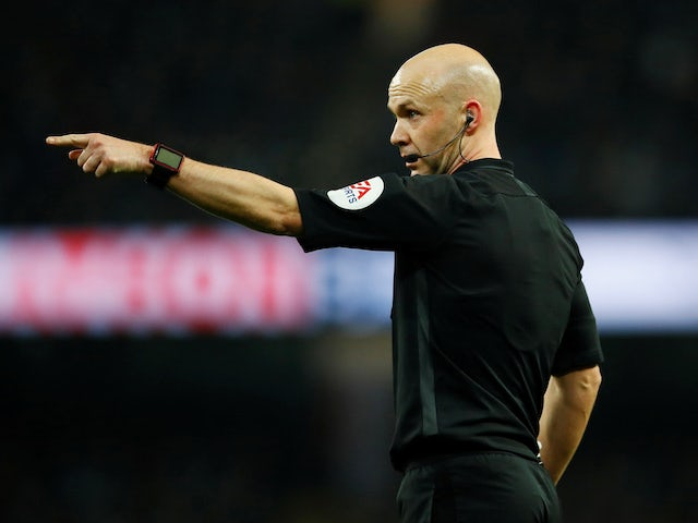 UEFA praise Anthony Taylor for response to Christian Eriksen incident