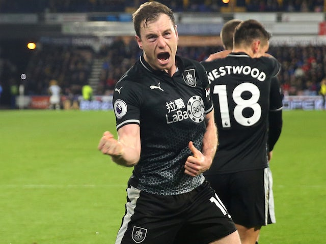 Result: Ashley Barnes winner lifts Burnley out of the relegation zone
