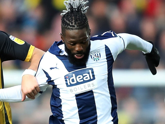 Moore hails Sako as West Brom down Wigan