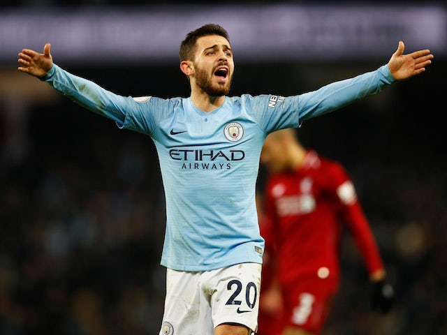 Bernardo Silva: Early goals adds to Manchester City's confidence