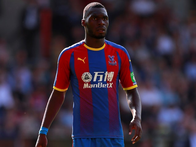 Christian Benteke not yet fit enough to lead line for Crystal Palace