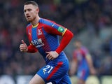 Connor Wickham in action for Crystal Palace on December 30, 2018