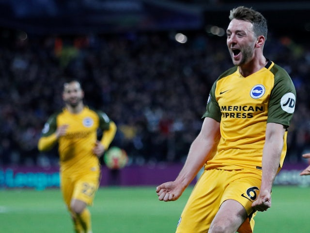 Graham Potter unaware of any Burnley interest in Dale Stephens
