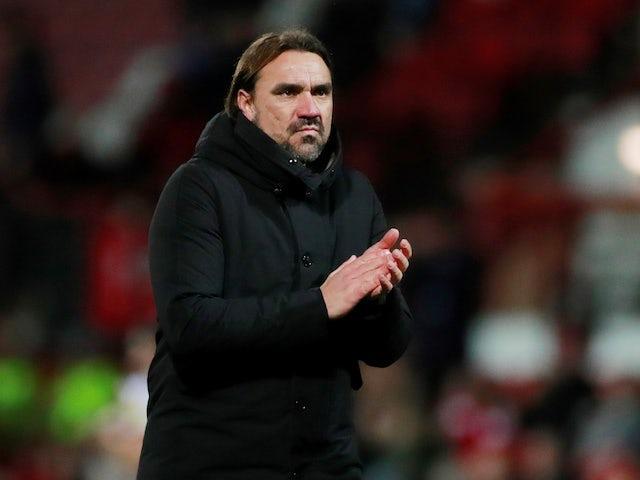 Daniel Farke hails Norwich's never-say-die attitude