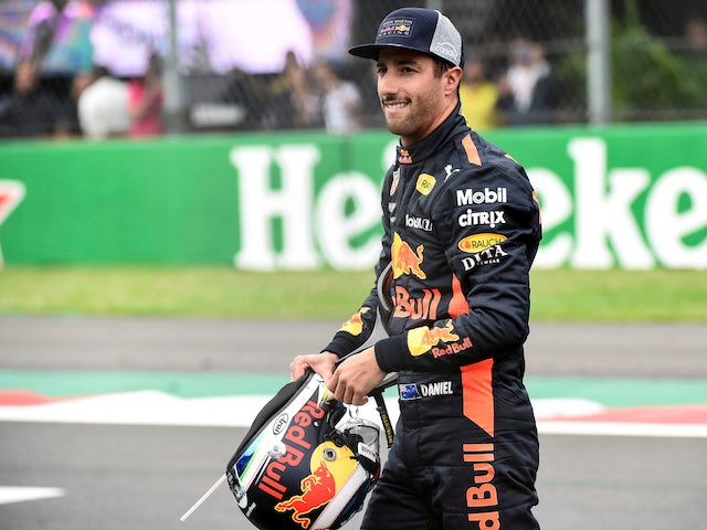 Ricciardo hopes to emulate Hamilton's Mercedes success at Renault