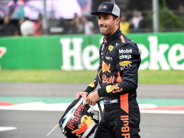 New Renault car, engine 'encouraging' - Ricciardo