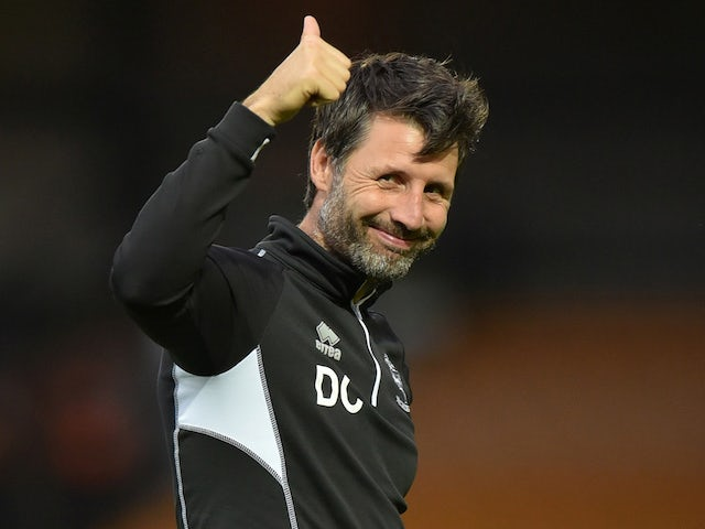 Danny Cowley: 'Huddersfield job too good to turn down'