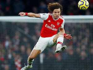 David Luiz 'to leave Arsenal for free this summer'