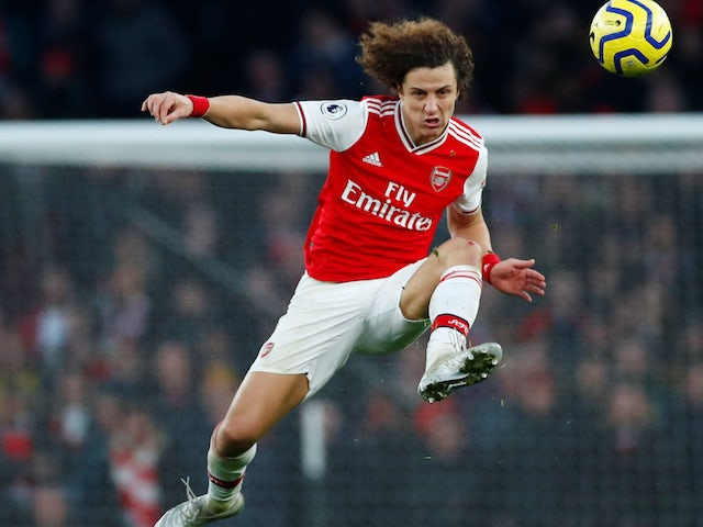 Arsenal lining up David Luiz contract extension?