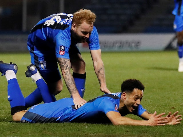 Result: List leaves it late as Gillingham stun Cardiff