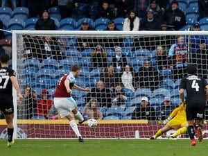 Wood spot on as Burnley make Barnsley pay the penalty