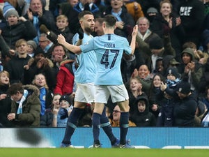 Man City hammer Rotherham in FA Cup