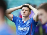 Fraser Aird pictured in April 2014