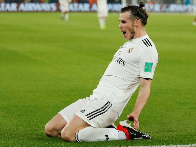 Gareth Bale set for spell out with calf injury