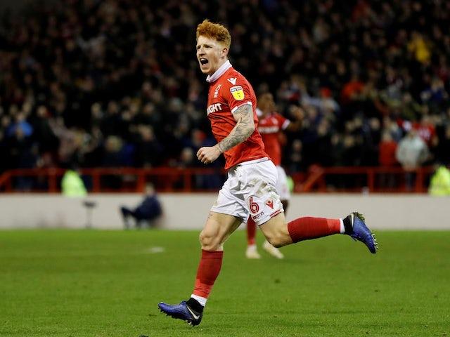 Result: Ten-man Leeds go down to Nottingham Forest