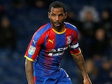 Jason Puncheon in action for Crystal Palace on September 25, 2018