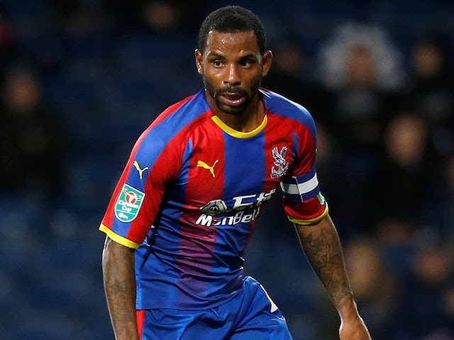 Huddersfield sign Jason Puncheon on loan from Crystal Palace