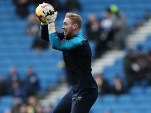 Brighton boss Hughton relying on Jason's nerves of Steele