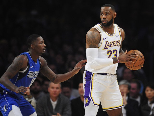 NBA roundup: LeBron James brings up 9,000th assist to celebrate birthday