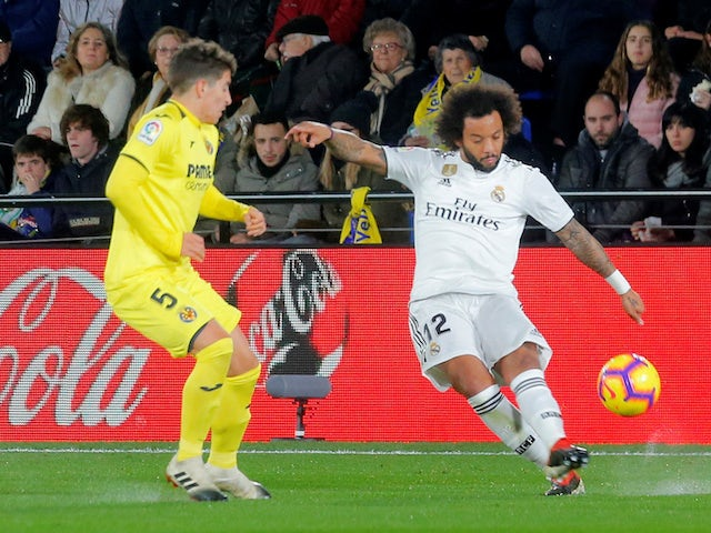 Marcelo 'wants to reunite with Ronaldo at Juve'