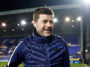 Spurs boss Mauricio Pochettino pictured on January 4, 2019