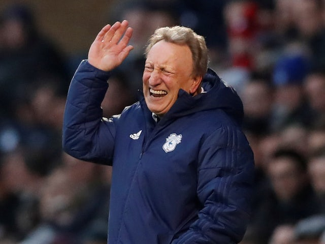 Neil Warnock feels FA Cup exit could be a 'blessing' for Cardiff