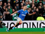 Rangers' Nikola Katic pictured on December 29, 2019