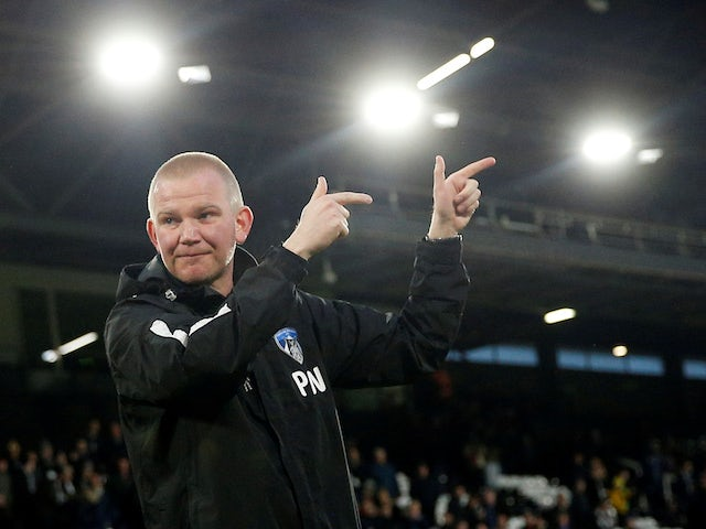 Oldham appoint Pete Wild as Scholes successor
